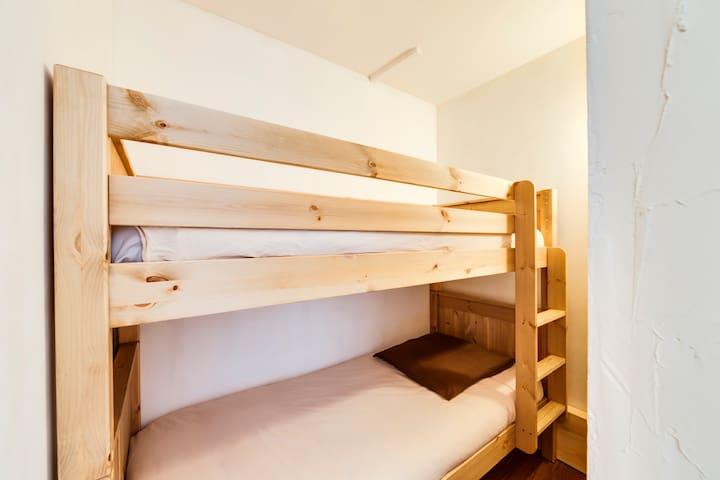 Petite Chambre lits superposés de 92*190 cm