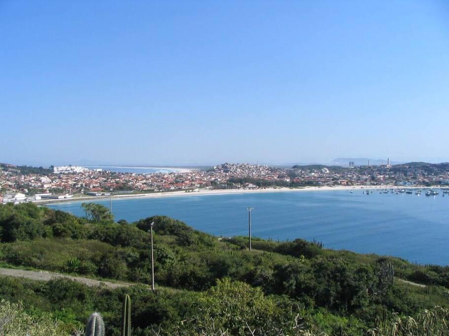 Praia dos Anjos, la plus proche de chez nous