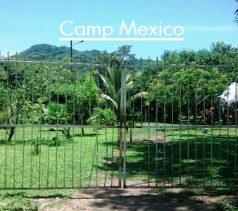 Campground in Mexico - Lo De Marcos - Camper/Roulotte