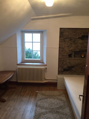 Tolle Seesicht aber klein, Great Lakeview small - Kilchberg - Apartment