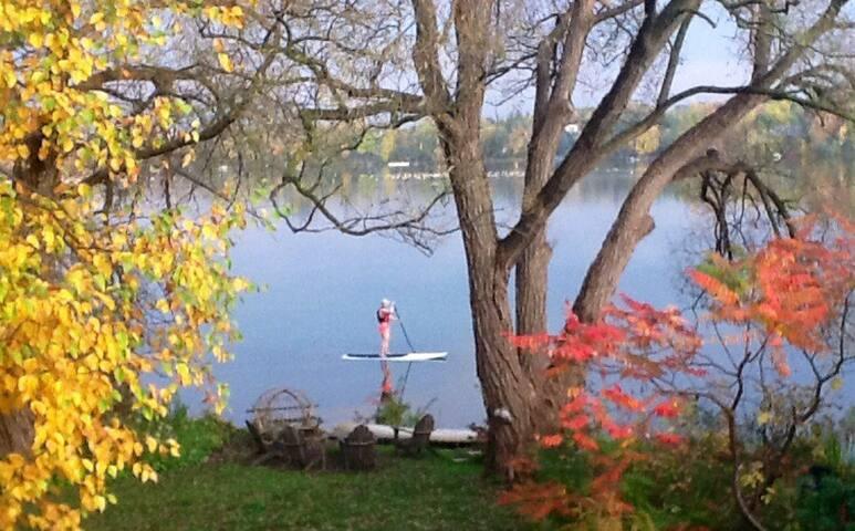 Lakeside  private rm near Toronto - Richmond Hill - Aamiaismajoitus