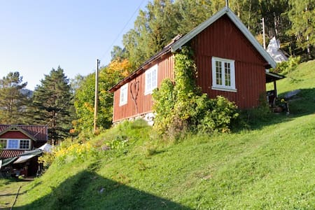 Cabin on a Eco farm - B&B Skifterud - Bed & Breakfast