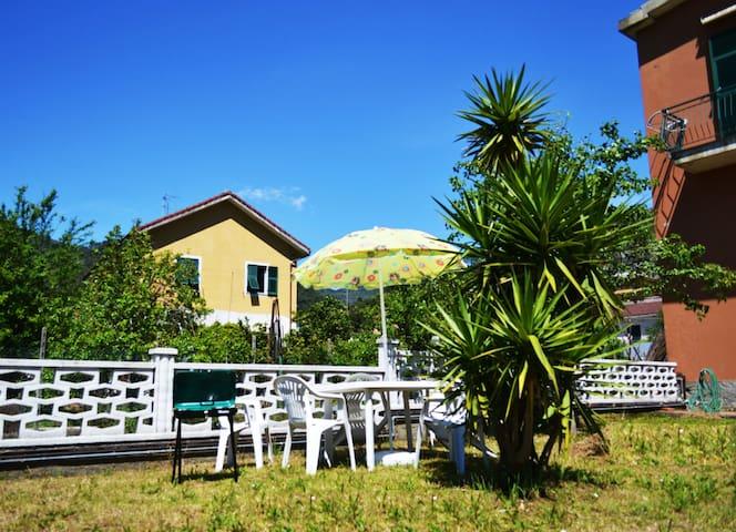 Cinque Terre in Freiheit - Deiva Marina - Wohnung