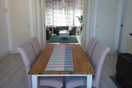 Spacious & Happy Apartment near Rotterdam Center