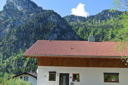 Panorama Views of the Alps - Oberammergau - บ้าน