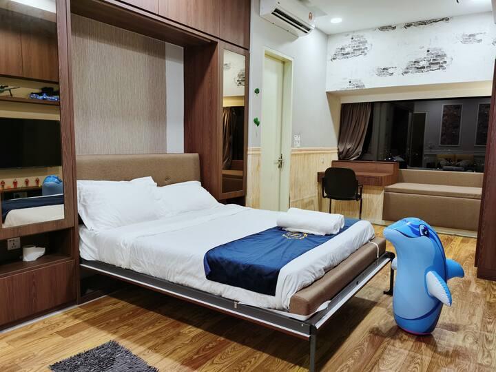 Imperio Residence@Melaka B2810高级套房