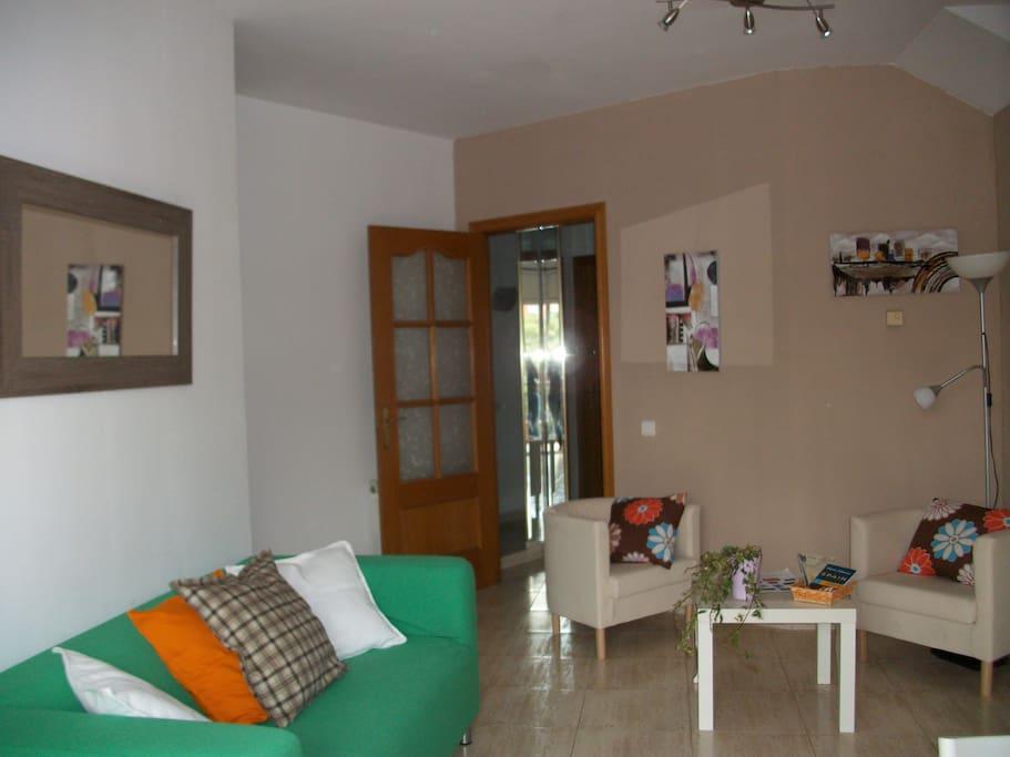 Bonito apartamento appartamenti in affitto a for Appartamenti in affitto a barcellona