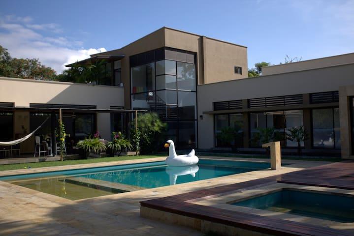 Casa Campestre en Jamundí - Jamundí - Huis