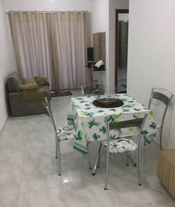 EXCELENTE APTO NOVO PARA TEMPORADA - Florianopolis - Apartment