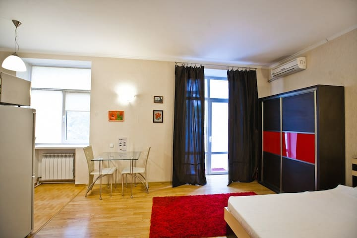 Apartment on Stefan cel Mare street - Chişinău - Appartement
