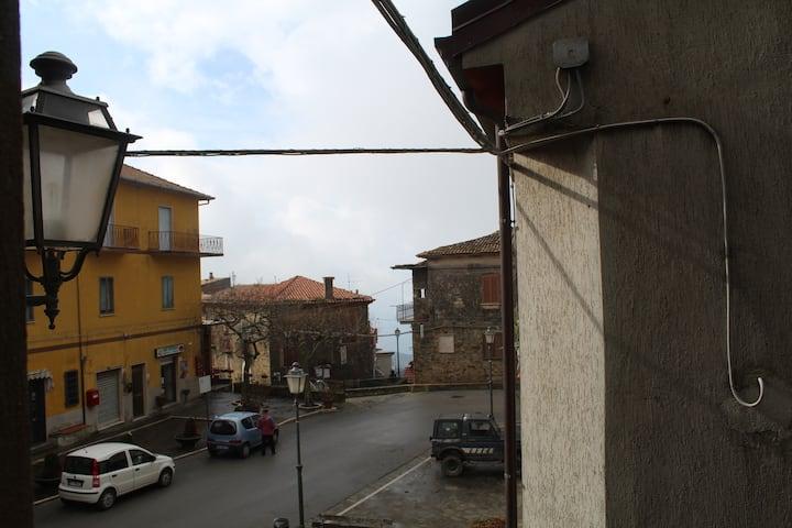 Borgo Storico San Mauro cilento/ Mezzatorre