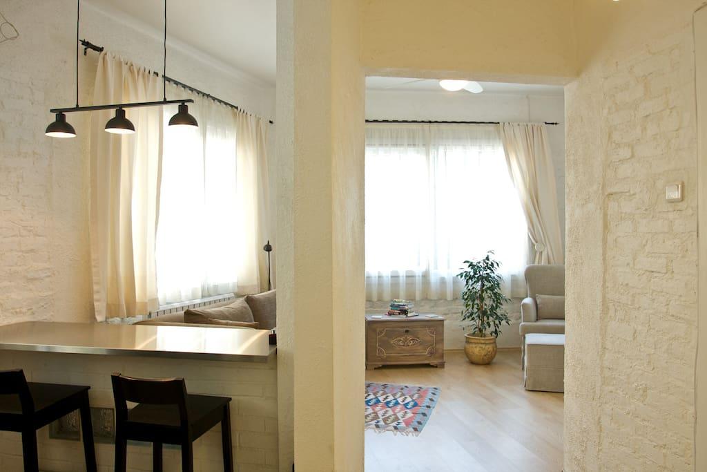 Oneapartcihangir -Trendy&Cozy Apart