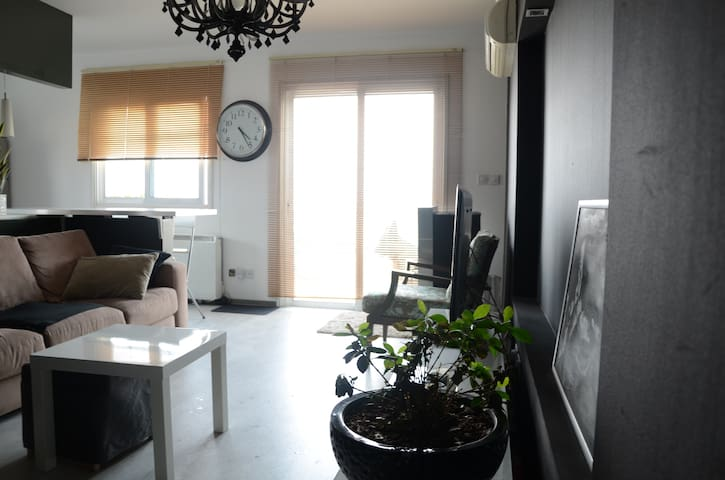 Stylish, luxury one bedroom Flat. - Aglantzia - Appartement