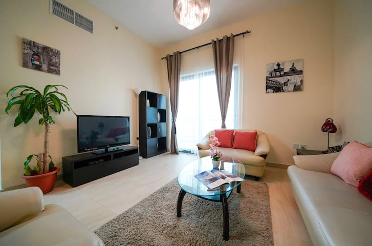 Newly Furnished! l Close to Ibn Battuta!