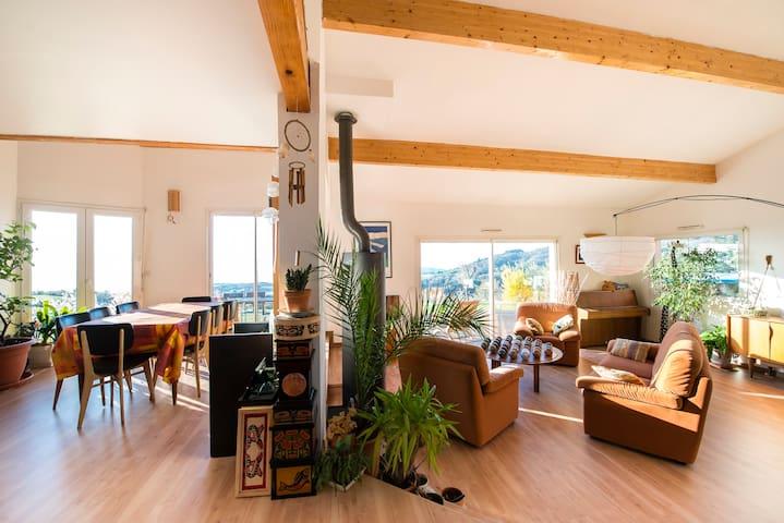 Très belle villa d'architecte - Châteaubourg