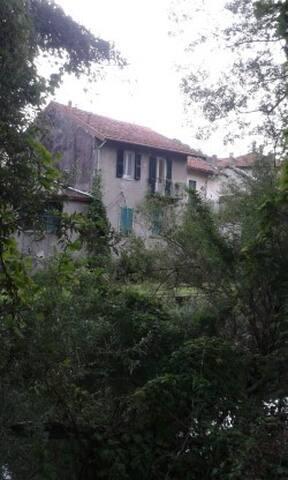Casa Viola. Verde e silenzio tra lago e monti.