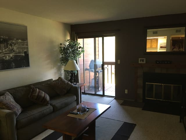 Charming one bedroom in  Mountainside