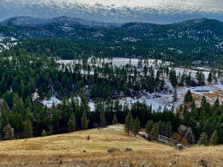 Catherine Creek Mountain Retreat