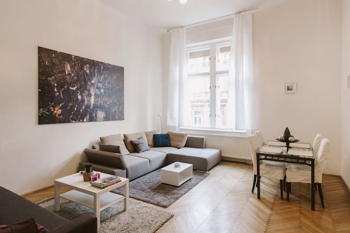 Introductory Price - Apt for 4 - Heart of Downtown