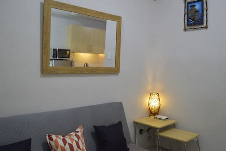 Home away from home in the heart of the Metro - Quezon - Condominio