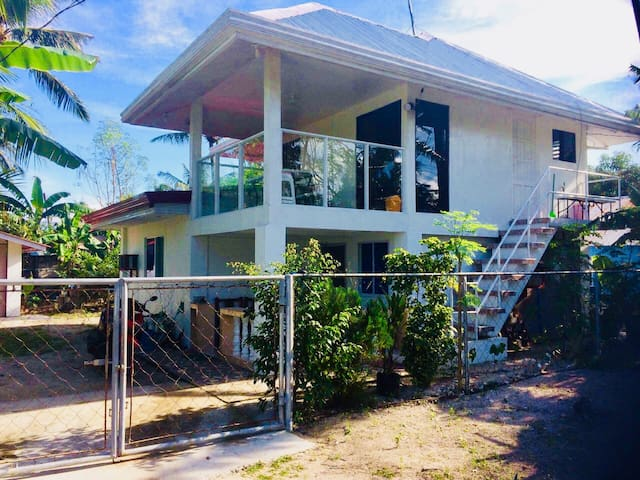 Very affordable house close to the beach.