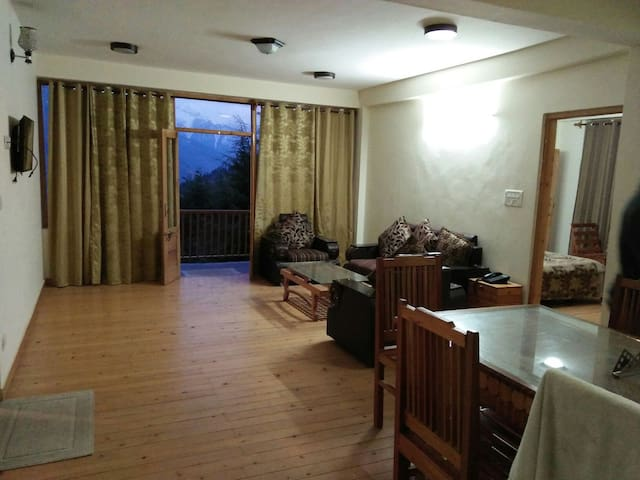 Amazin & peaceful apts at great location - Manali - Apartamento