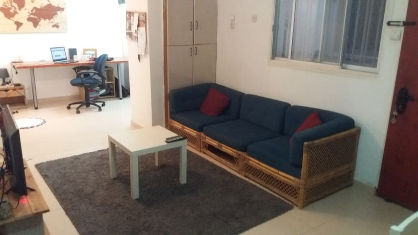 great room in the student night life center - Be'er Sheva - Apartamento
