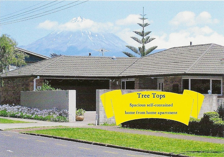 Tree Tops, New Plymouth Central