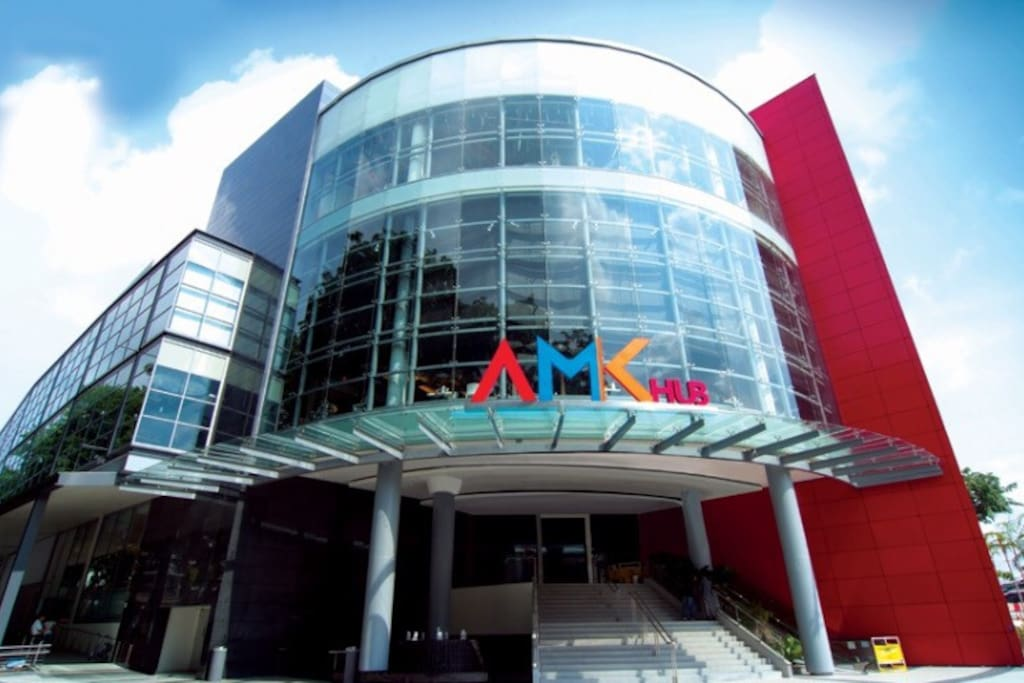 Ang Mo Kio Hub - Welcome to a plethora of restaurants such as Japanese food/ Western Fish & Co