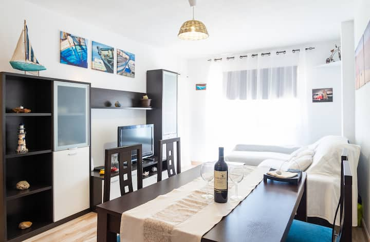 Marina House Corralejo-Special offer for long stay
