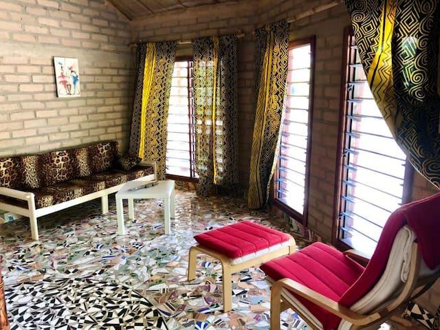 Kachadulaa Garden - Moon House