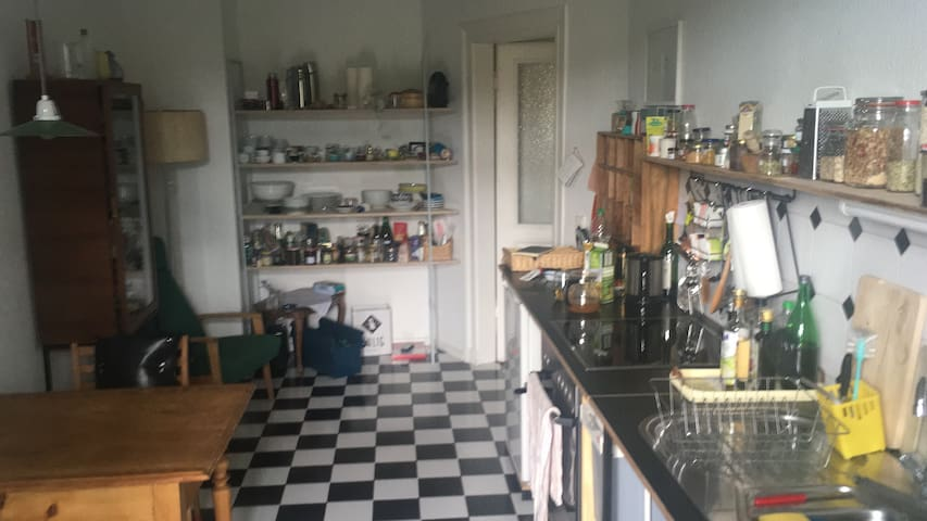 16qm Zimmer in 2-Raum-Wohnung