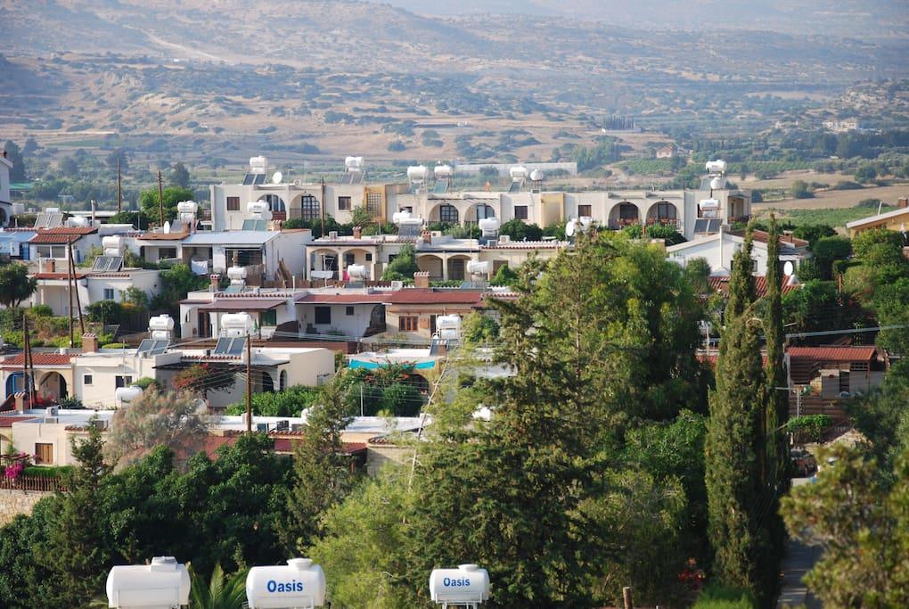 Ferienhaus in zypern h user zur miete in pissouri for Ferienhaus zypern