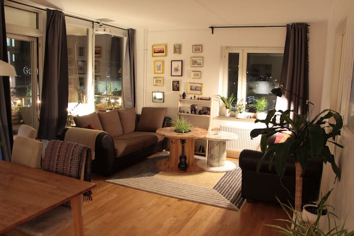 Spacious and cozy appartment near SLU/Ultuna