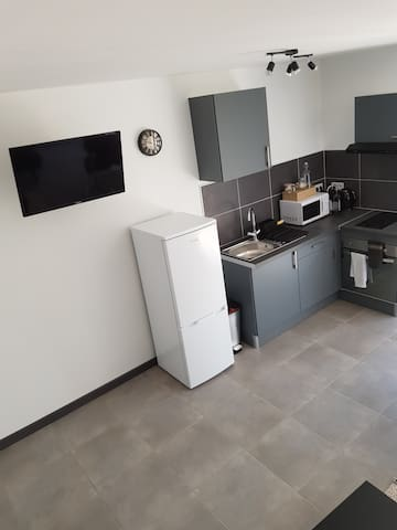 Appartement bien situé