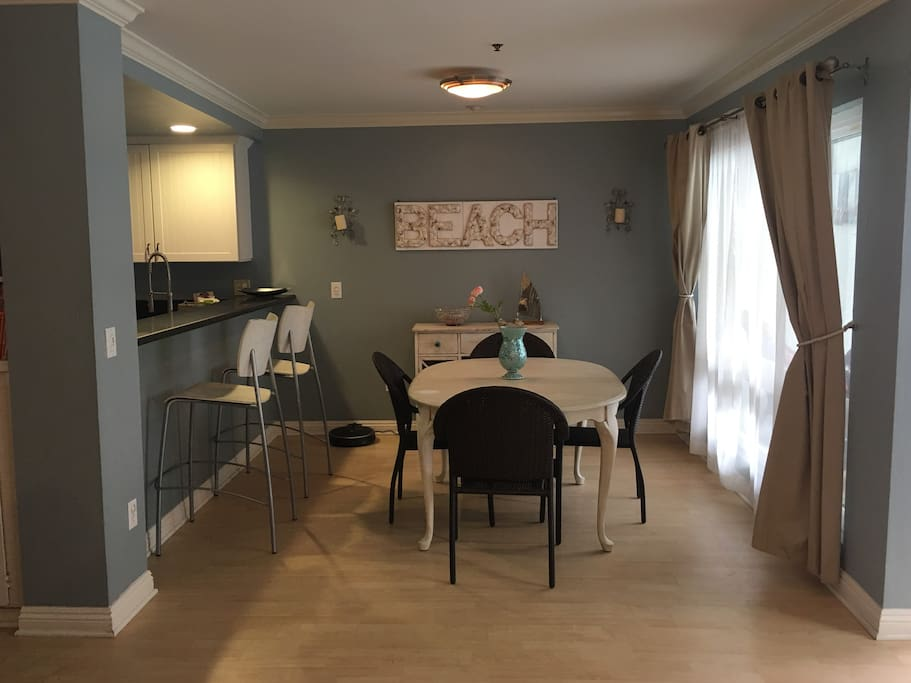 dining room with games in Cupboards
