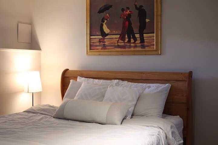 Private, Clean 2 bedroom Suite in Burnaby - Burnaby - Hus