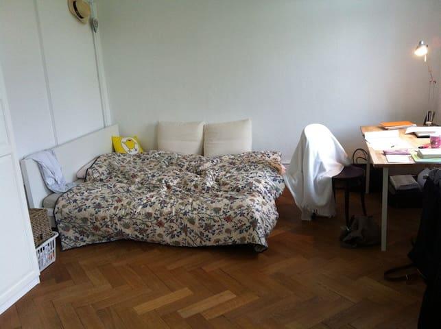 Zimmer in WG für 1 Monat - Freiburg im Breisgau - Apartment