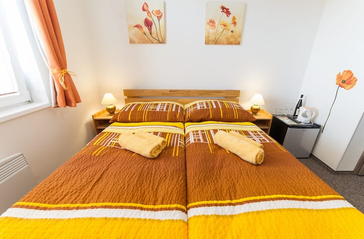 Penzion TOP Nr. 2 - Double room standart