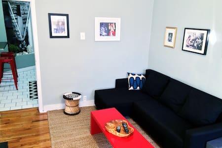 Iconic Greenwich Village Location - New York - Apartment