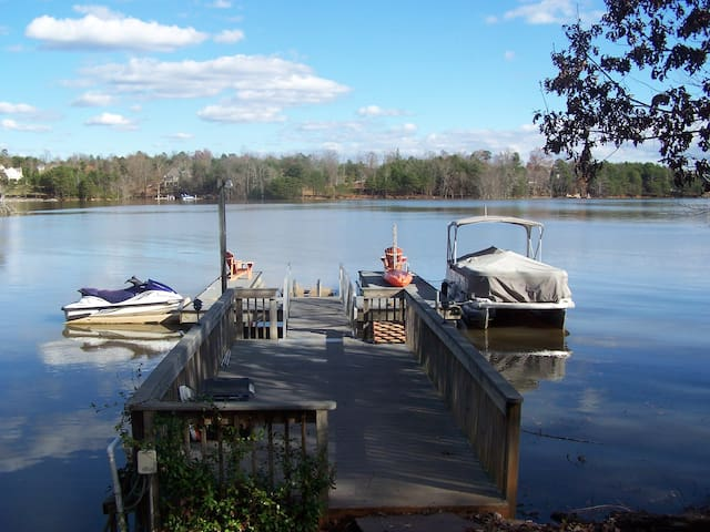 "Badin Lake Vacation ""Serenity"""