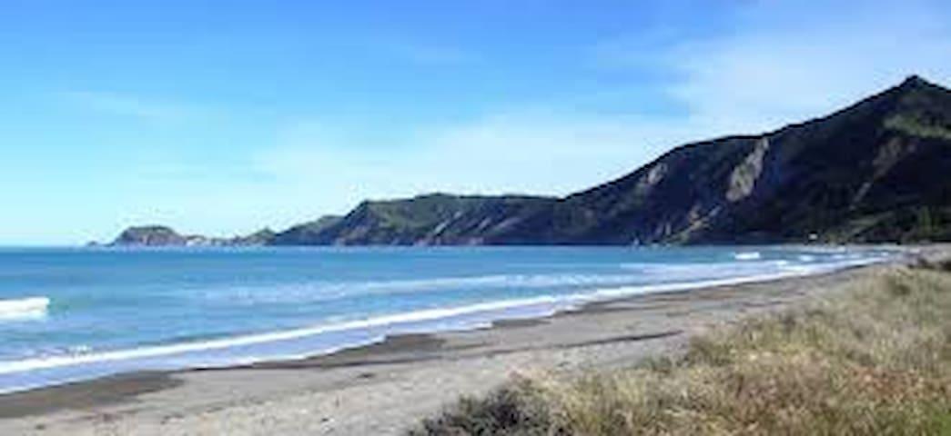 Stunning Tokomaru Bay