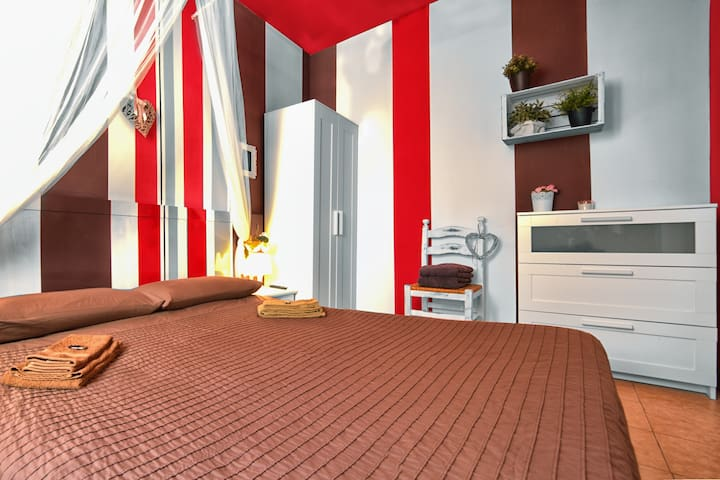 B&B La casa di Miele - Romantic Room