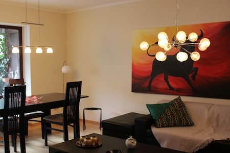 Perfect Apartment for fairs :)  - Hanover - Daire