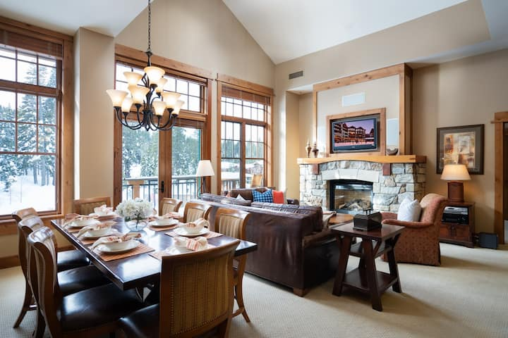New Listing! Top Floor Village at Northstar Residence - Big Horn 504