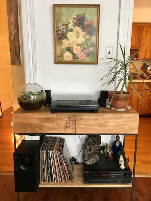 Play some records