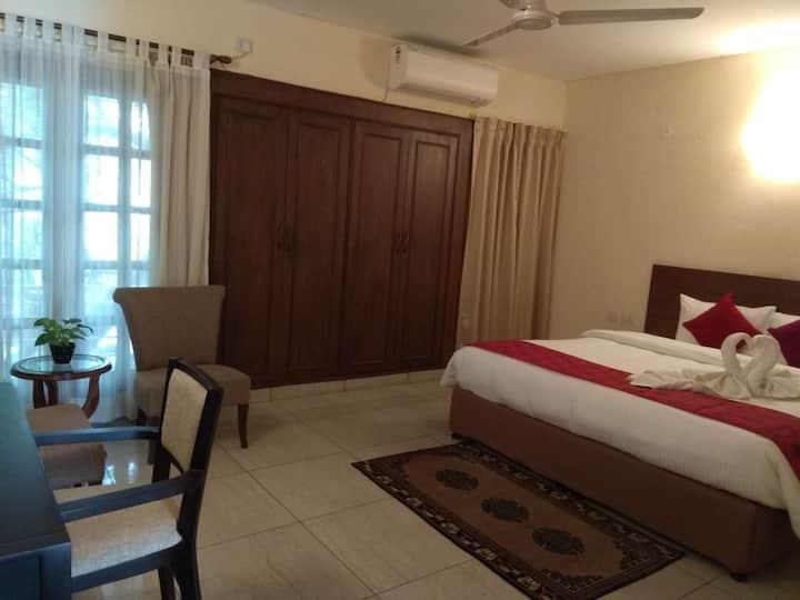 T2 - Terrace Luxury Room