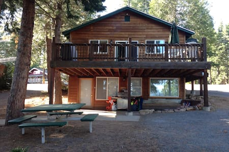 Lakefront family friendly cabin! - Westwood - Cottage