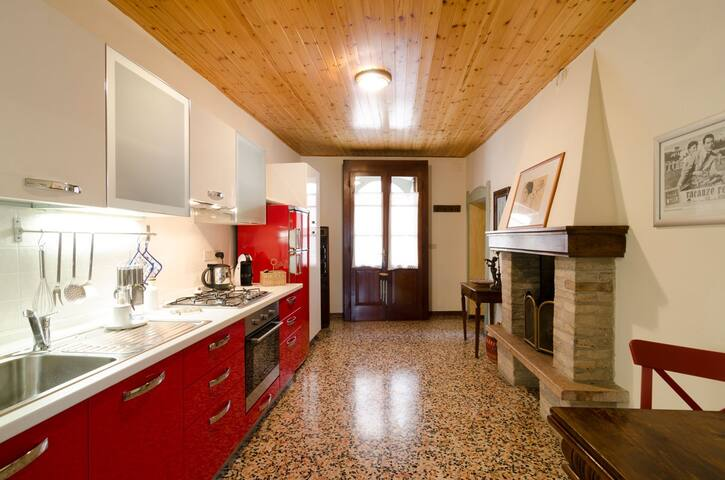 La Casa di Rosa - Solferino - Huis