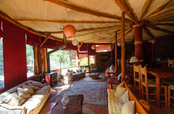 Alquimia Lodge Refugio (Termas de Chillan)